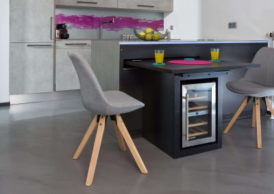 Möbeldesign aus Stahl