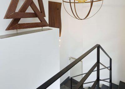 Kunstobjekte, Skulpturen aus Stahl